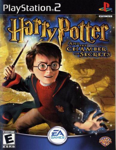 PS2 Harry Potter A Tajemná Komnata (Harry Potter And The Chamber Of Secrets) (DE)