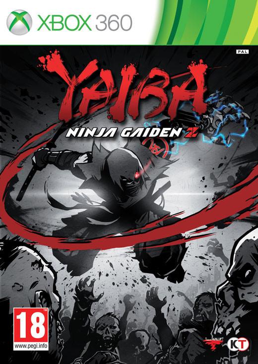 Xbox 360 Yaiba Ninja Gaiden Z