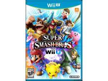 Nintendo Wii U Super Smash Bros.