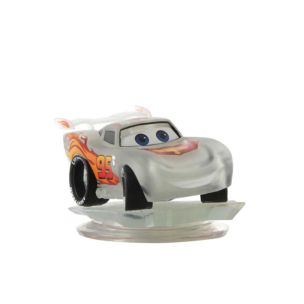 Disney Infinity Figurka - Auta (Cars): Blesk McQueen (Crystal Lightning McQueen)