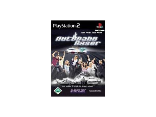 PS2 Zběsilá jízda - Hra k filmu (Autobahn Raser - Das spiel zum film)