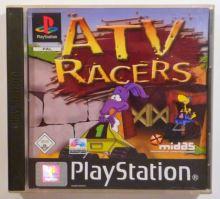 PSX PS1 ATV Racers