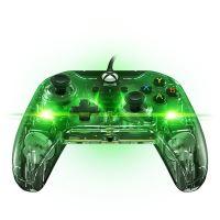 [Xbox One][PC] Drátový Ovladač AfterGlow Prismatic - průhledný