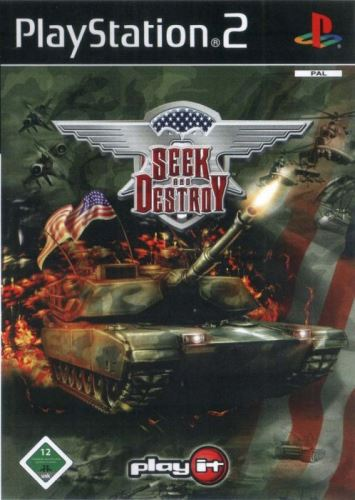 PS2 Seek And Destroy