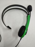 [Xbox One] Play Chat Headset (zelený) (estetická vada)