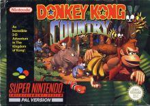 Nintendo SNES Donkey Kong Country