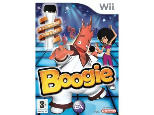 Nintendo Wii Boogie