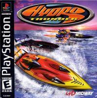 PSX PS1 Hydro Thunder