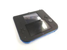 Nintendo 2DS černomodré (estetická vada)