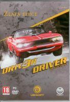 PC Driv3r + Driver: Parallel Lines Gold (CZ)