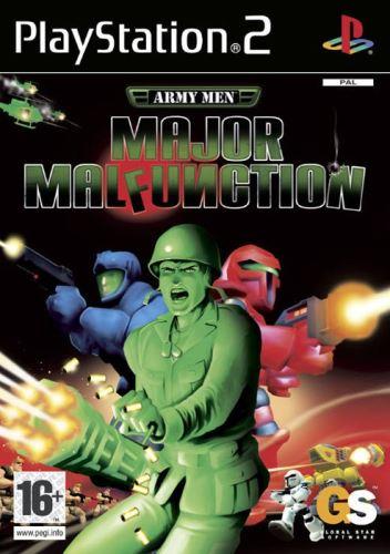 PS2 Army Men: Major Malfunction