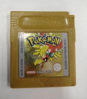 Nintendo GameBoy Color Pokémon Gold (DE)