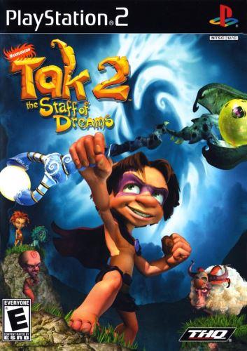 PS2 Tak 2 The Staff Of Dreams (DE)