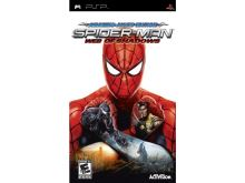 PSP Spiderman Web Of Shadows (Amazing Allies Edition)