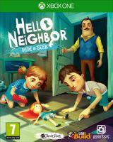 Xbox One Hello Neighbor: Hide & Seek (CZ) (nová)