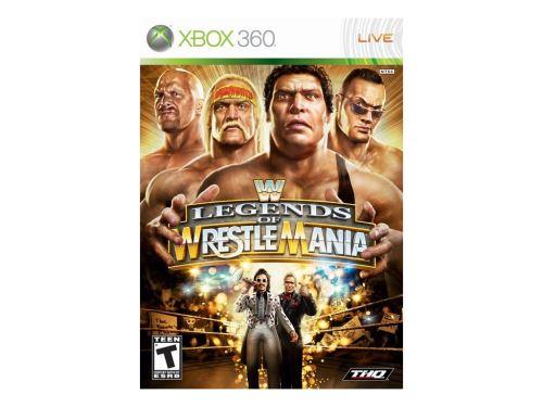 Xbox 360 WWE Legends Of Wrestlemania