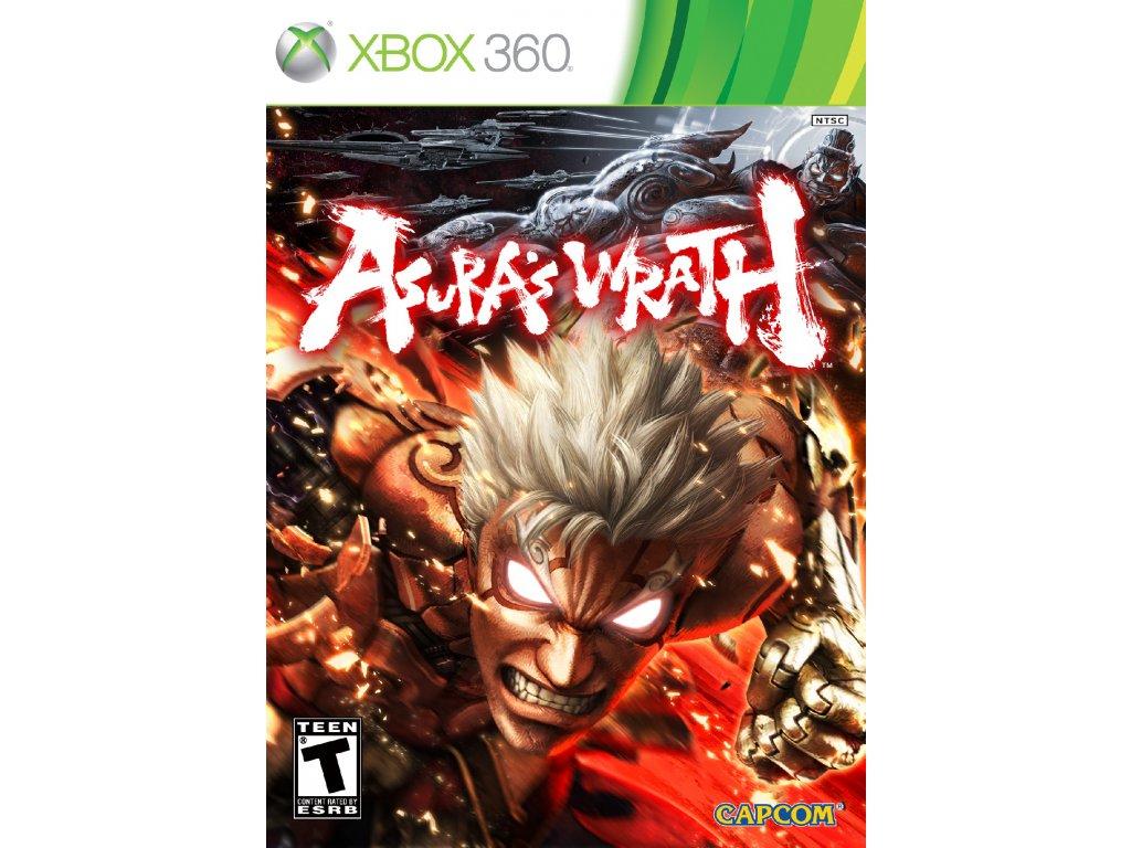 Xbox 360 Asuras Wrath