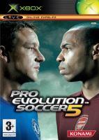 Xbox PES 5 Pro Evolution Soccer 5