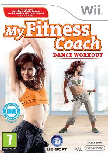 Nintendo Wii My Fitness-Coach: Dance Workout