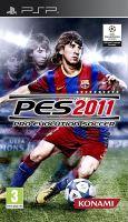 PSP PES 11 Pro Evolution Soccer 2011 (FR) (DE) (Bez obalu)