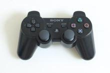 [PS3] Bezdrátový Ovladač Sony Dualshock - černý (estetická vada)