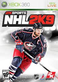 Xbox 360 NHL 2K9