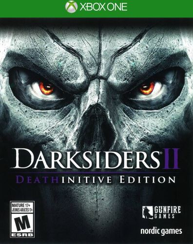 Xbox One Darksiders 2 Deathinitive Edition