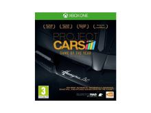 Xbox One Project Cars: GOTY (Edice Hra roku) (nová)