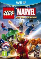 Nintendo Wii U Lego Marvel Super Heores