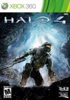 Xbox 360 Halo 4 Limited Edition (estetická vada) (DE)