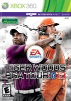 Xbox 360 Tiger Woods PGA Tour 13