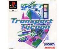 PSX PS1 Transport Tycoon