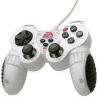 [PS2] Drátový Ovladač EA Sports - Limitovaná Edice, bílý