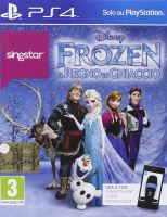 PS4 Singstar Frozen
