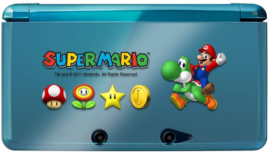 [Nintendo 3DS] Ochranný kryt Hori - Super Mario (nový)