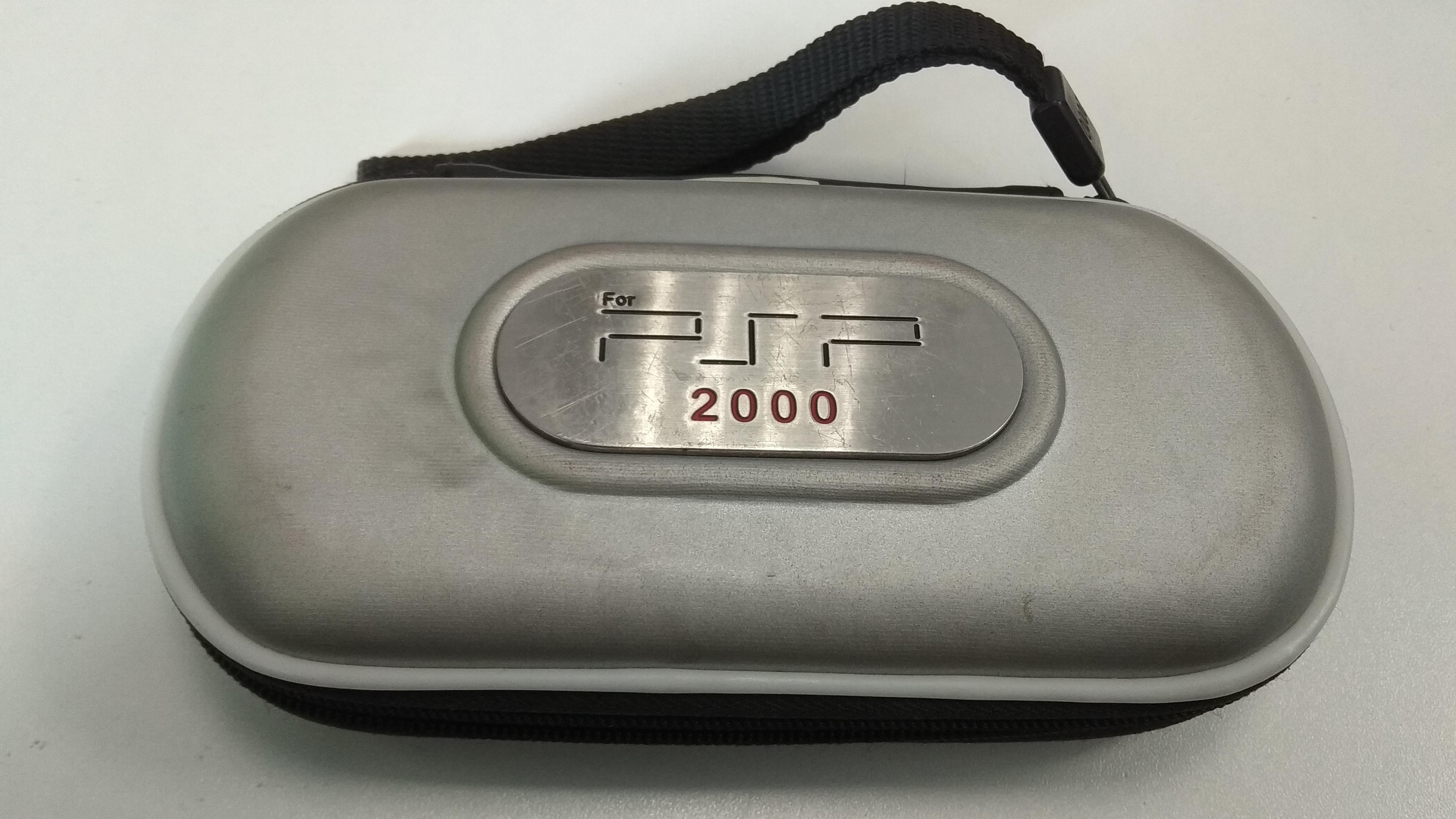 [PSP] Pouzdro - stříbrné (estetická vada)