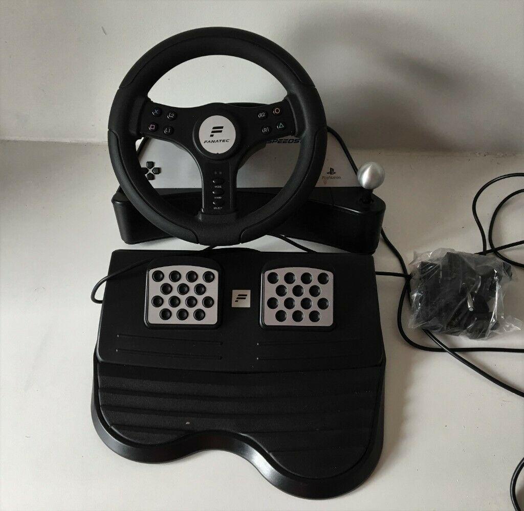 [PS1|PS2] Fanatec Speedster 2