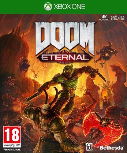 Xbox One Doom Eternal (nová)