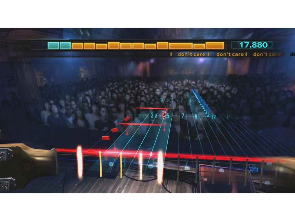 Xbox 360 Rocksmith (pouze hra)