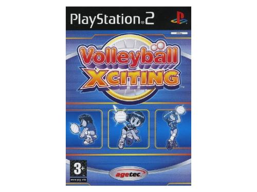 PS2 Volleyball Xciting