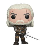 Funko POP! Geralt - Witcher 3: Wild Hunt (nová)