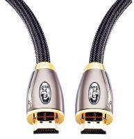 HDMI kabel Ibra 2m pozlacený, odolný + ethernet