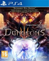 PS4 Dungeons 3: Extremely Evil Edition (nová)