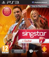 PS3 Singstar + Guitar