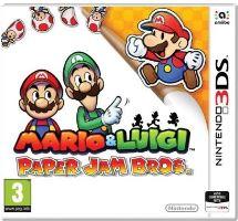 Nintendo 3DS Mario & Luigi: Paper Jam Bros (nová)