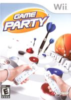 Nintendo Wii Game Party