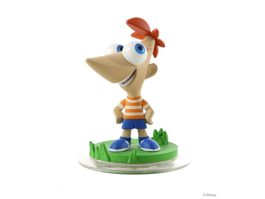Disney Infinity Figurka - Phineas & Ferb: Phineas Flynn