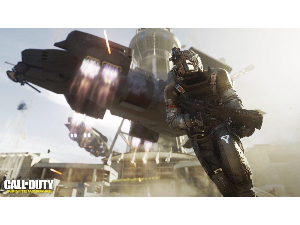 Xbox One Call Of Duty Infinite Warfare + Modern Warfare Remastered (Legacy Edition)