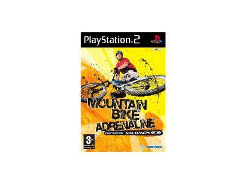 PS2 Mountain Bike Adrenaline