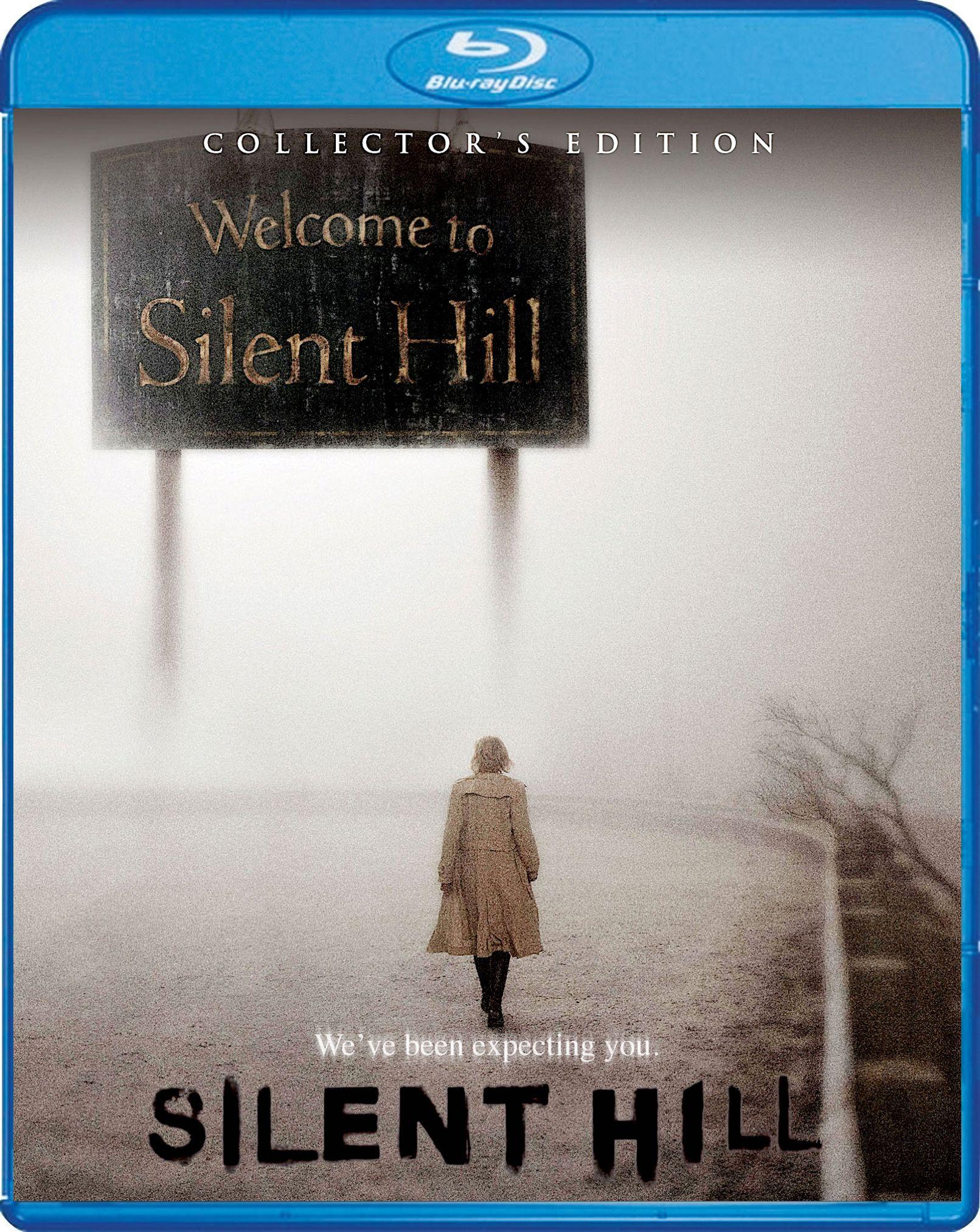 Blu-Ray Film Silent Hill